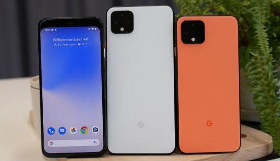 Pixel 4 by Google